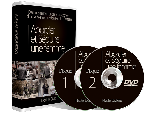 dvd seduction de nicolas dolteau aborder et seduire une femme coach s duction nicolas dolteau. Black Bedroom Furniture Sets. Home Design Ideas